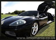 Ferrari Limo Hire